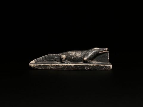 Egyptian Steatite Crocodile