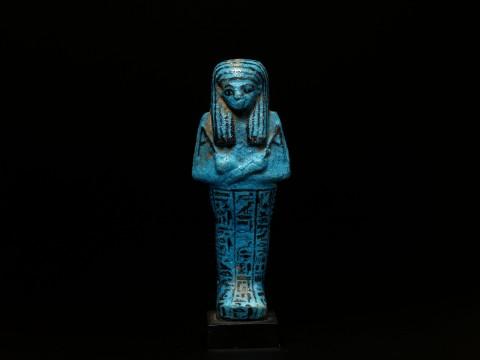 Egyptian Shabti for Nestanebisheru