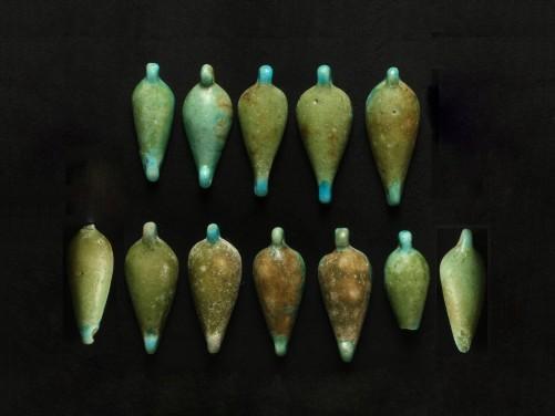 Group of Egyptian Amarna Amulets