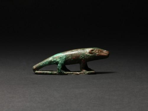 Egyptian Bronze Ichneumon