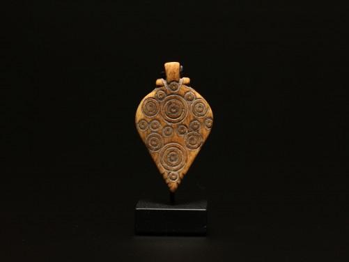Coptic Bone Pendant