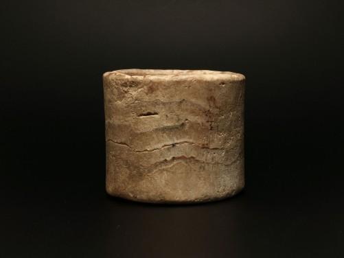 Large Egyptian Alabaster Jar