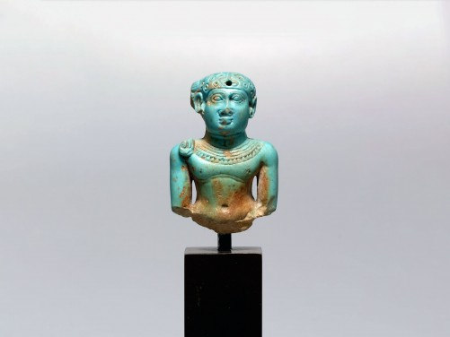 Egyptian Amulet of a Young Prince