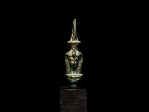 Egyptian Bronze Wadjet