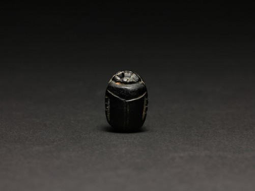 Egyptian Glass Scarab