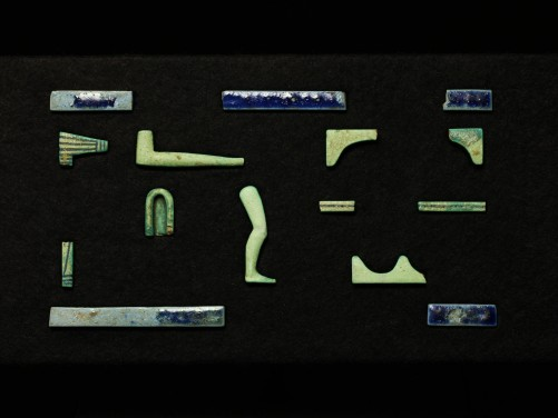 Egyptian Hieroglyph Inlays