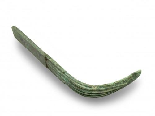 Roman Bronze Strigil