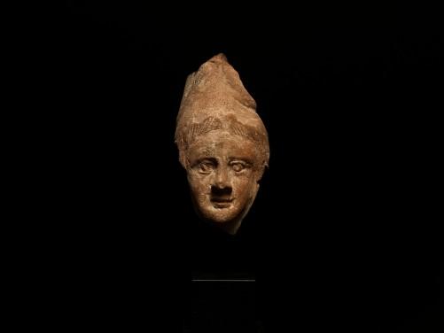 Roman Terracotta Male Head