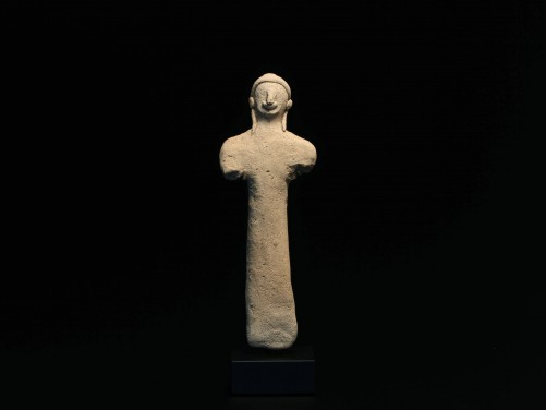 Syrian Terracotta Idol