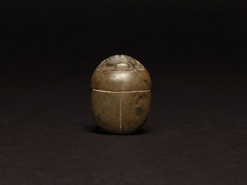 Egyptian Stone Scarab