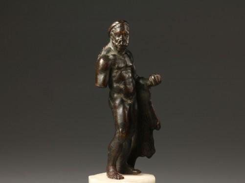 Roman Bronze Hercules