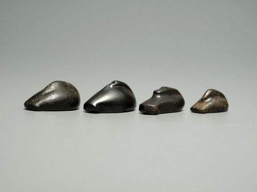 Babylonian Hematite Duck Weights