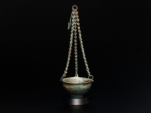 Byzantine Bronze Censer