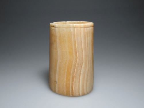 Egyptian Alabaster Beaker