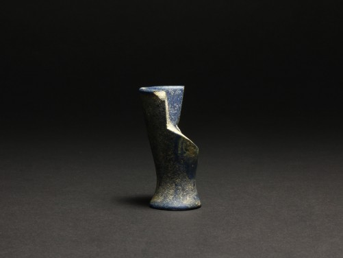 Egyptian-Blue Royal Offering Cup
