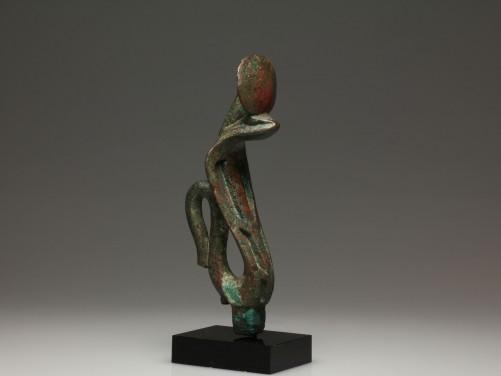 Egyptian Bronze Uraeus