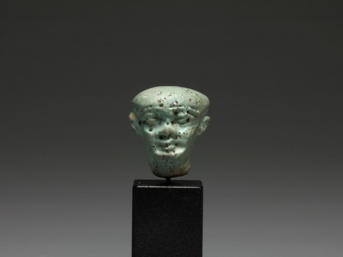 Egyptian Ptaichos Head Amulet