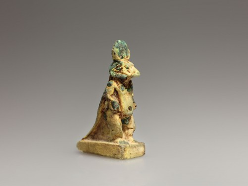 Egyptian Faience Syncretic Deity