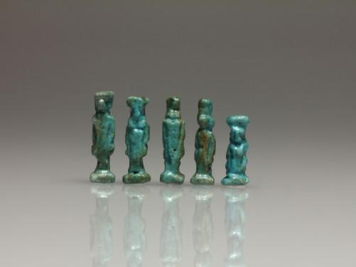 Egyptian Group of Amulets
