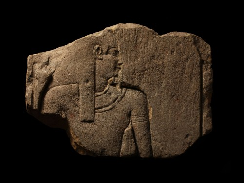 Egyptian Sandstone Relief