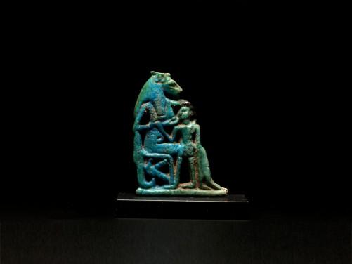 Egyptian Sekhmet-Mut Amulet