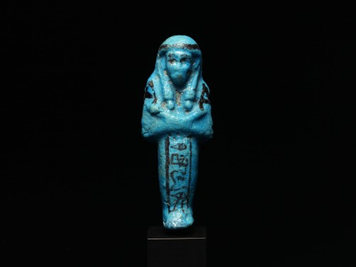 Egyptian Shabti for Nesudja