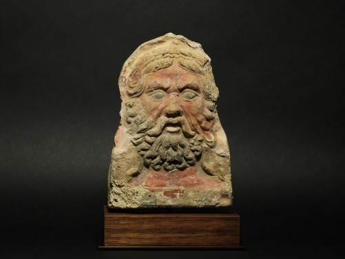 Etruscan Terracotta Antefix
