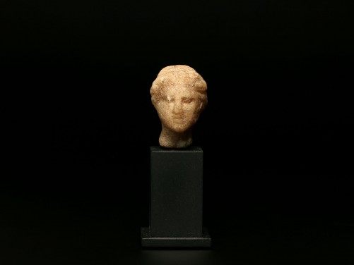 Hellenistic Marble Head