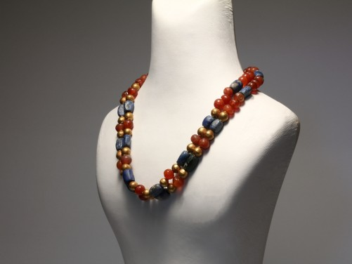 Near Eastern Double Necklace