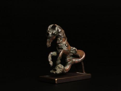 Roman Bronze Mule Attachment