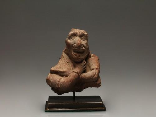 Roman-Egypt Head of an Actor