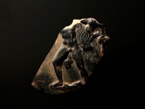 Roman Terracotta Fragment
