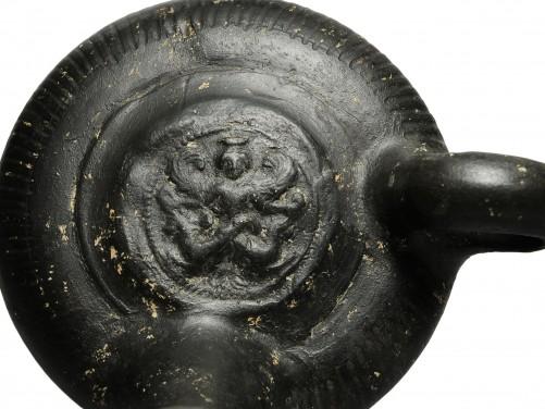 Apulian Guttus with Sea Serpent