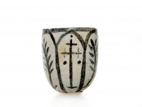 Byzantine Glazed Cup