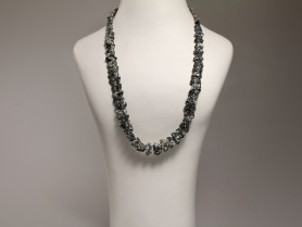Eastern Mediterranean Diorite Necklace