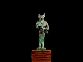 Egyptian Bronze Bastet