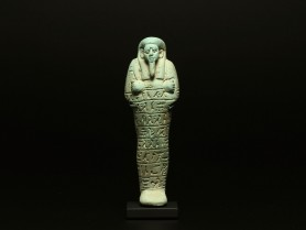 Egyptian Shabti for Ankh-Hor