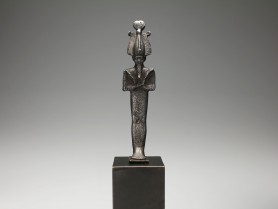 Egyptian Silver Osiris Figure
