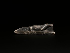 Egyptian Steatite Crocodile