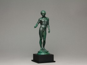 Roman Bronze Apollo