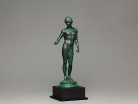 Roman Bronze Apollo