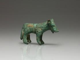 Roman Bronze Dog