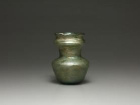 Roman Glass Bottle