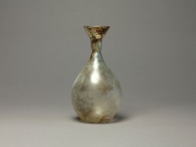 Roman Glass Flask