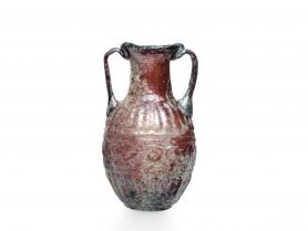 Roman Translucent Glass Flask