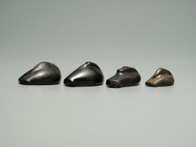 Babylonian Hematite Duck Weights