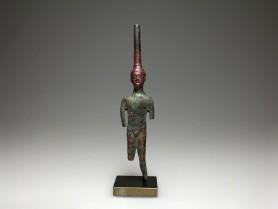 Classical Greek Bronze Figure