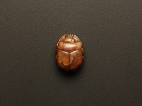 Egyptian Agate Scarab for Seti I