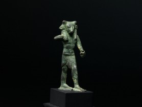Egyptian Bronze Mnevis