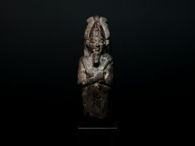Egyptian Steatite Osiris